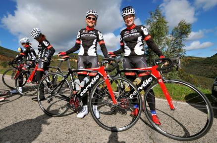 Cycling : Team Cervelo 2009