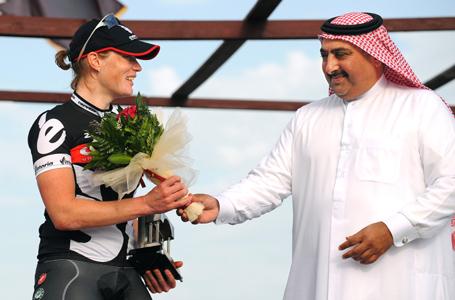 Cycling: 2nd Tour of Qatar / Women
