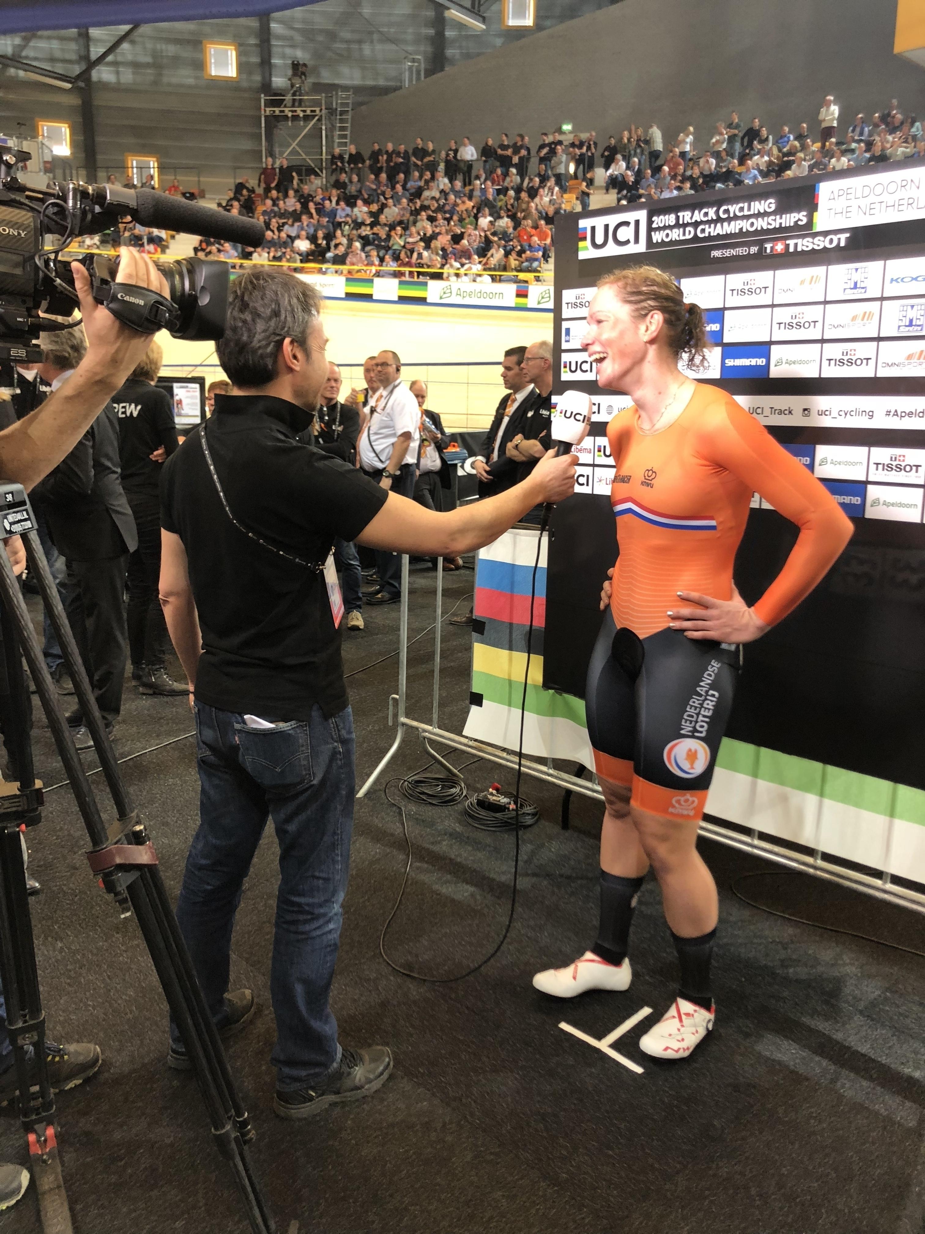 Interview met UCI