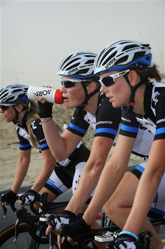 Women's edition of the Tour de Qatar stage - 1