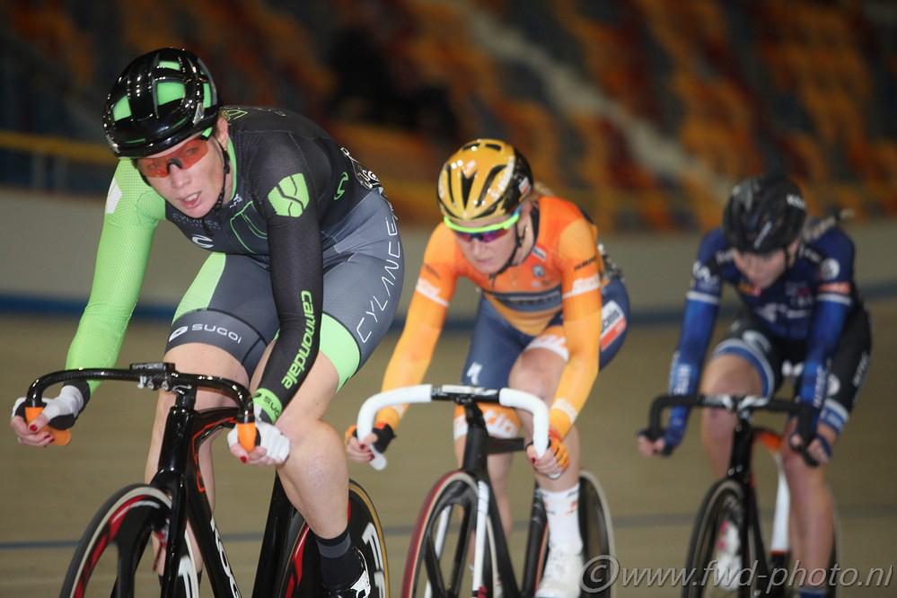 foto: Fred Draisma - Nederlands Kampioen Omnium
