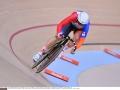 Cycling: 31st Rio 2016 Olympics / Track Cycling: Women's Omnium Flying Lap 56